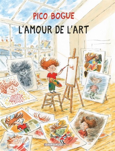 L'amour de l'art (Collection Pico Bogue)