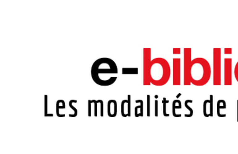 e-books : Nouvelles conditions
